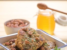 Honey-Pecan Chicken Piccata