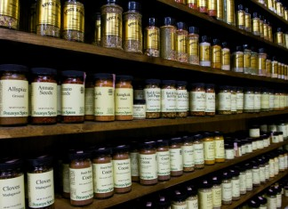 spices, extracts, seasonings as gift ideas