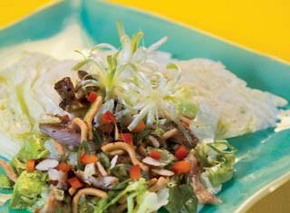 Arlene's Japanese Chicken Salad recipe