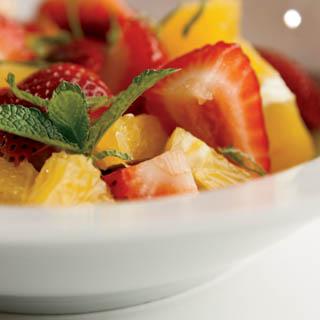 Orange Strawberry Salad recipe