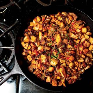 Turkey Hash recipe