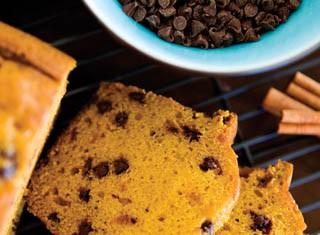 Pumpkin Chocolate Chip Bread recipe