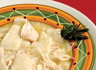 Grand Champion Chicken and Dumplings Recipe