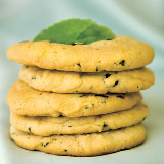 Lemon Balm Cookies recipe