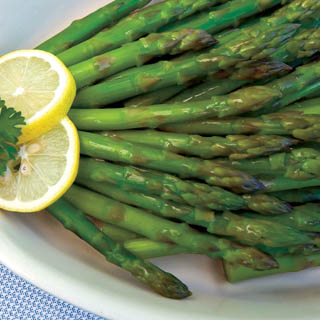 Steamed Asparagus recipe