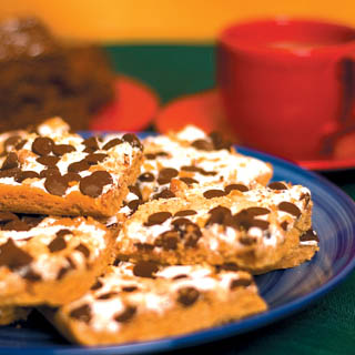 Low Fat Peanut Butter S'mores recipe