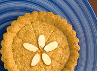 Almond Shortbread recipe