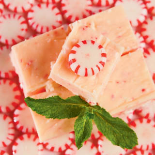 Peppermint Fudge recipe