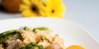 Orange Horseradish-Crusted Pork Tenderloin recipe
