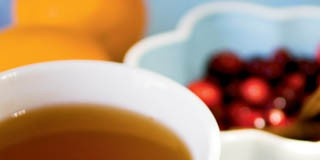 Hot Spiced Tea recipe