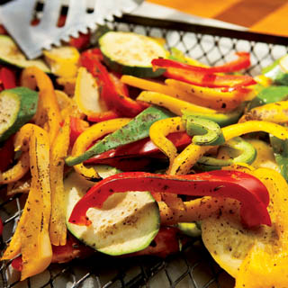 Fire-Grilled Vegetables recipe