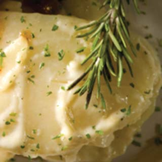 Low-Fat Mashed Potatoes Recipe