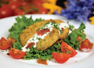 Fried Green Tomatoes Recipe