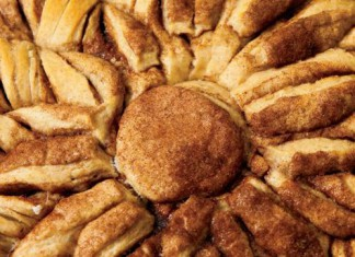 Sunburst Coffee Cake Recipe