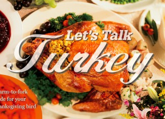 Let's Talk Turkey digital magazine