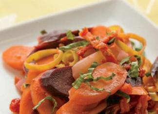 Sicilian Heirloom Carrots Recipe