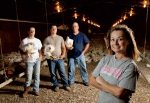 Poultry is one of Alabama's top agriculture commodities.