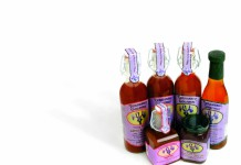 Sauces from Tennessee Gourmet in Mt. Juliet