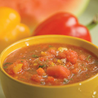 Watermelon Gazpacho Recipe, Cold Soups