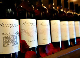 Arrington Vineyards in Williamson County, Tennessee