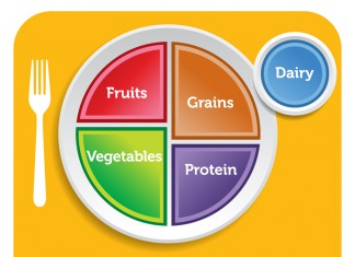 New Food Pyramid, MyPlate