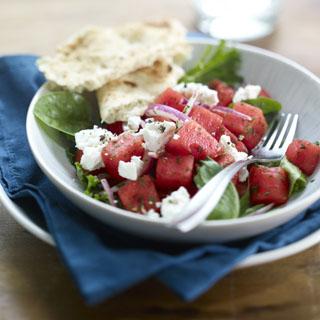 Mediterranean Watermelon Salad Recipe   Farm Flavor