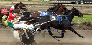 Harness Racing at the Illinois state fairs