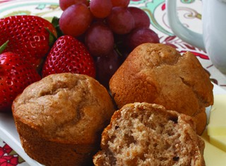 Lentil Apple Muffins Recipe