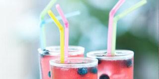 Pink Blueberry Lemonade Recipe
