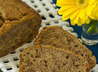 Gluten-Free Pear Bread Recipe