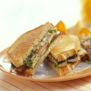 Grilled Pork Panini Recipe