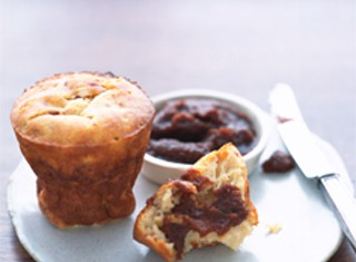 Apple Bacon Popovers Recipe