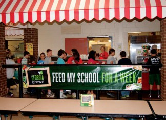 Feed My School for a Week Program