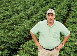 Georgia Cotton Farmer Chuck Coley