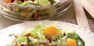 Strawberry Mandarin Oriental Salad Recipe
