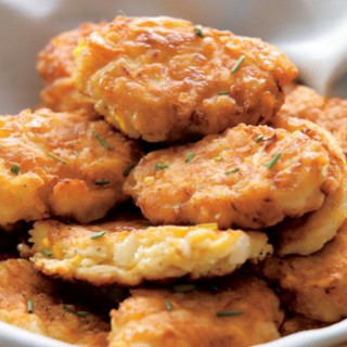 Fried Squash Croquettes Recipe