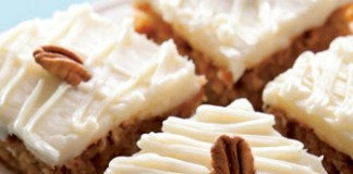 Sweet Potato Cake with Cream Cheese Frosting Recipe