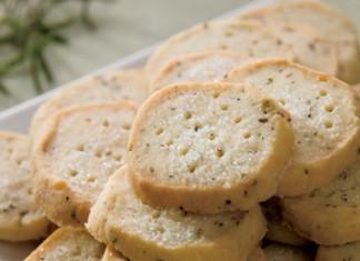 Rosemary Shortbread Recipe