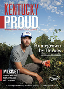 Kentucky Proud 2014
