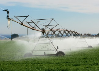 Irrigation efforts in Alabama