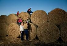 Nebraska Farm Family