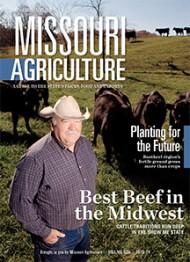 Missouri Agriculture 2013