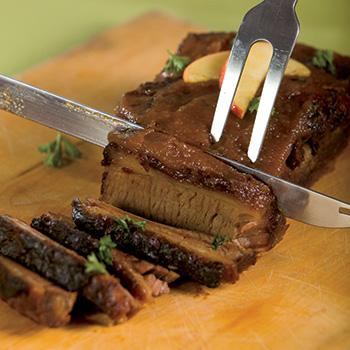 Apple Butter Beef Brisket Recipe