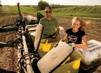 Meet a multi-generational Illinois farm family.