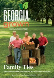 Georgia Grown 2013-14