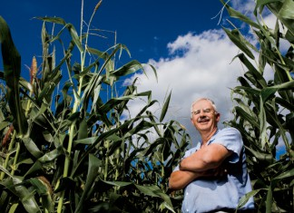 Ohio Farmer Paul Herringshaw