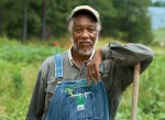 Small producer Ben Burkett at the Indian Springs Farmers Cooperative Association