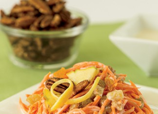 Carrot Cake Salad Recipe