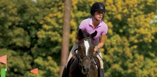 HITS Horse Show at Commonwealth Park in Culpeper, Virginia