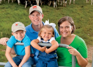Will and Joni Gilmer of Gilmer Dairy Farm, Alabama